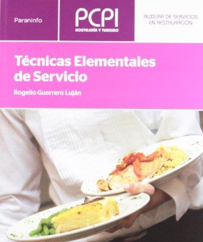 Tecnicas elementales servicio pcpi 12
