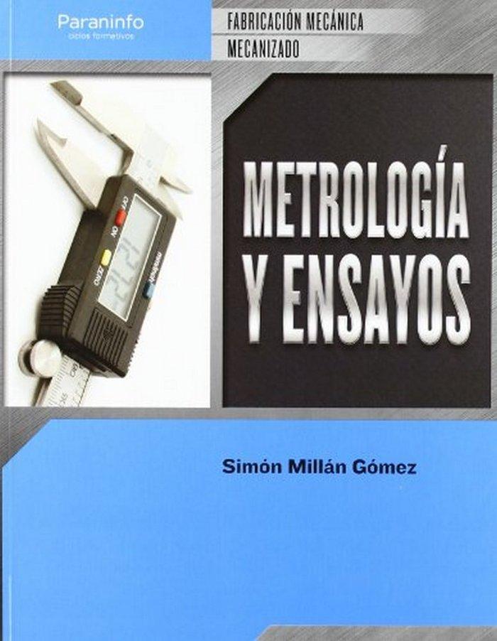 Metrologia y ensayos gm 12 cf