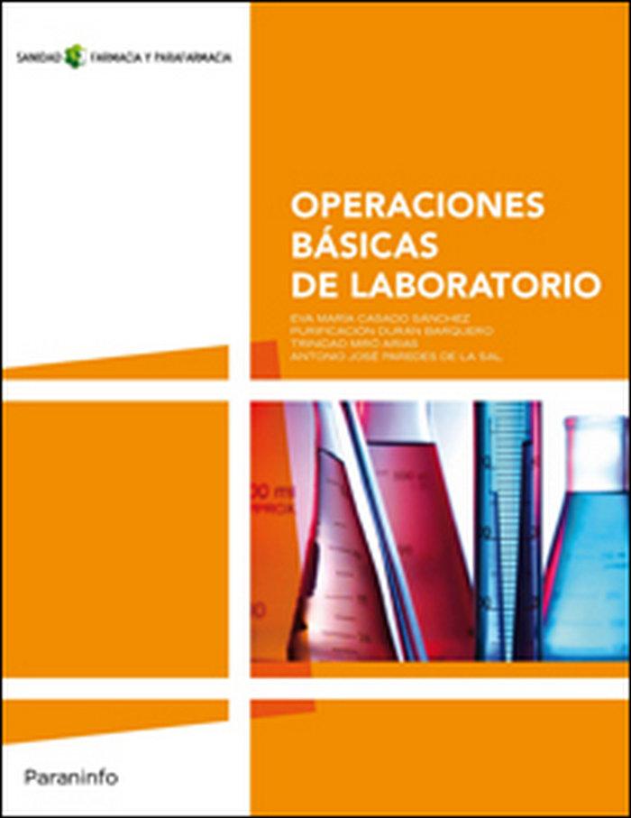 Operaciones basicas laboratorio gm 12 cf