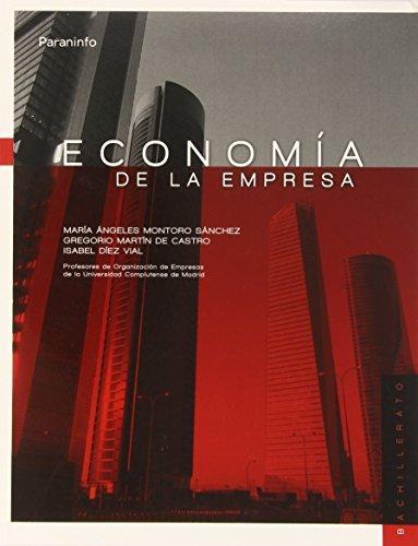 Economia de la empresa nb 14