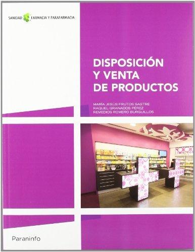 Disposicion y venta de productos gm 12 cf