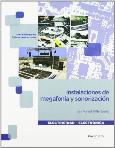 Instalaciones megafonia sonorizacion gm 12 cf