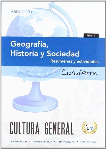 Geografia historia y sociedad nivel 2