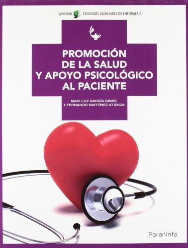 Promocion salud y apoyo psicolog.paciente
