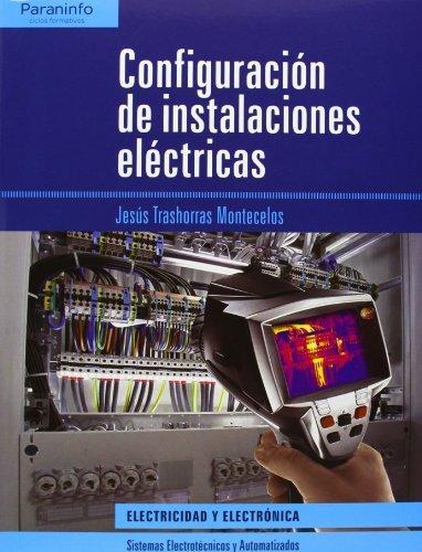 Configuracion de instalaciones electricas (cf)