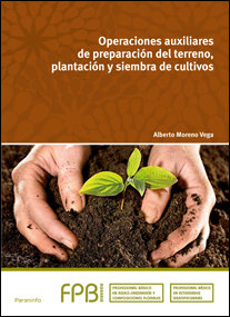 Operaciones auxil.prepar.terreno plantacion