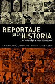 Reportaje de la historia