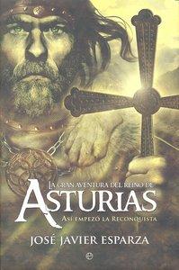 Gran aventura del reino de asturias,la