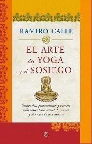 Arte del yoga y el sosieego