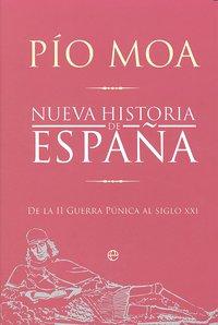 Nueva historia de españa de la ii guerra punica al s.xxi
