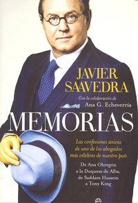 Memorias javier saavedra