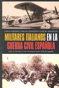 Militares italianos guerra civil española