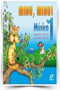 Miau miau ei musica 3 años gallego