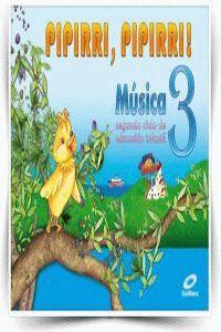 Musica 3 ei pipirri pipirri
