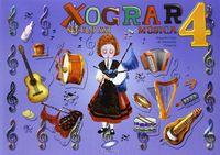 Musica 4ºep xograr seculo xxi galicia