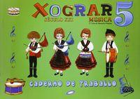 Caderno musica 5ºep xograr seculo xxi galicia