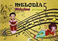 Musica 5ºep melodia 14 galicia