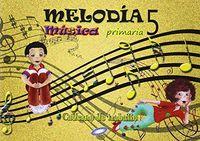 Caderno musica 5ºep melodia 14 galicia