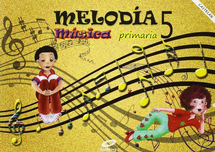 Musica 5ºep melodia 14 galicia castellano