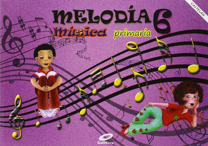 Musica 6ºep melodia 15 galicia