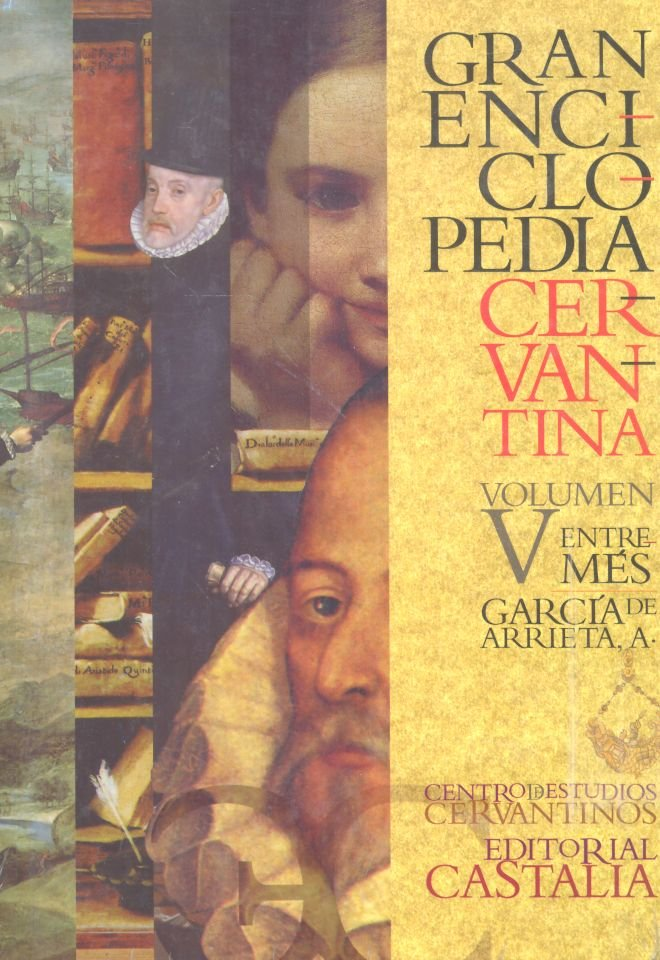Gran enciclopedia cervantina v