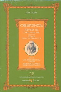 Correspondencia viii cartas sultanas indice volumenes i-viii