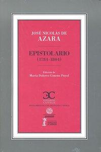 Epistolario 1784-1804