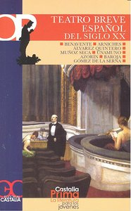 Teatro breve español siglo xx