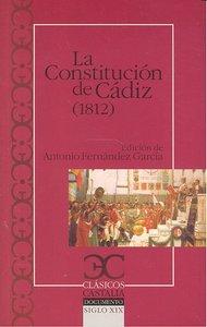Constitucion de cadiz 1812 ne cc