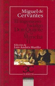 Ingenioso hidalgo don quijote de la mancha ii cc ne.