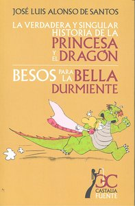 Verdadera y singular ha princesa y el dragon/besos bella dur