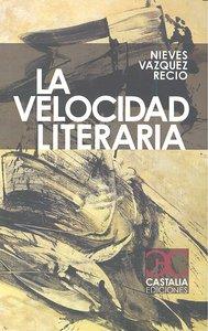 Velocidad literaria,la