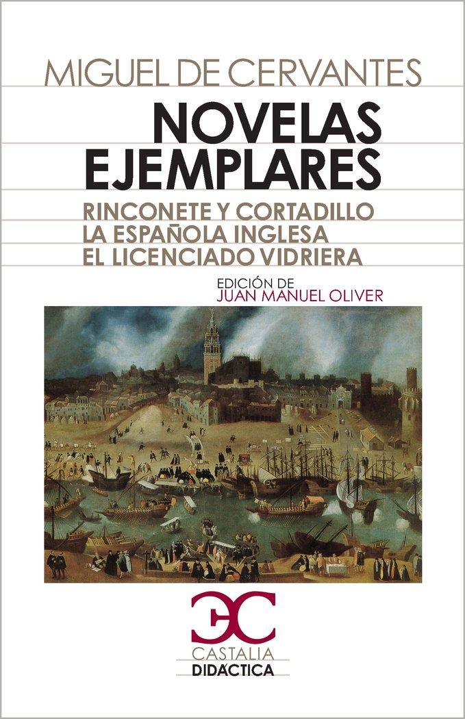 Novelas ejemplares cd