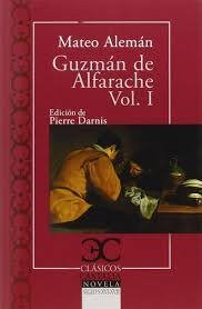 Guzman de alfarache - volumen i