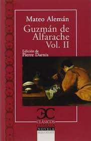 Guzman de alfarache vol ii
