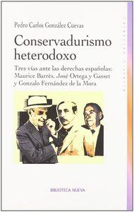 Conservadurismo heterodoxo