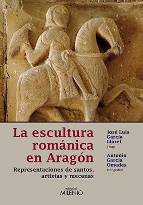 Escultura romanica en aragon,la
