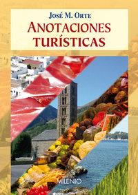 Anotaciones turisticas