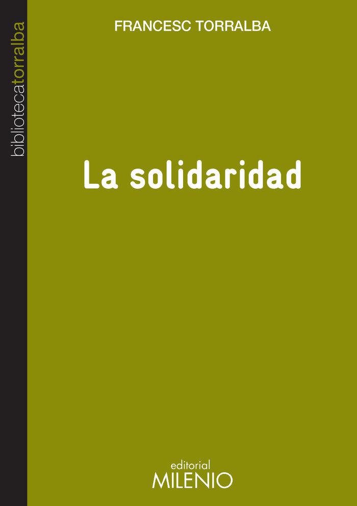 Solidaridad,la