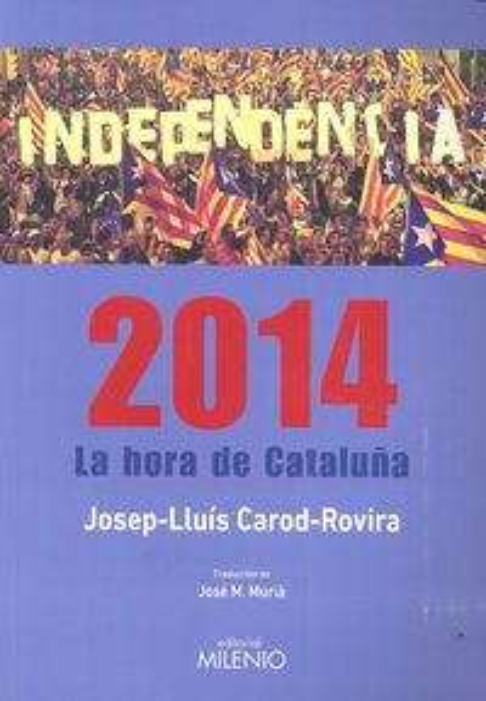 2014 la hora de cataluña