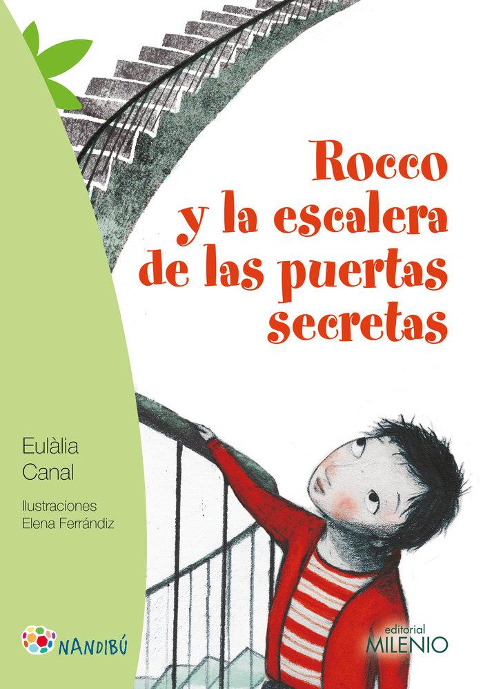 Rocco y la escalera de las puertas secretas