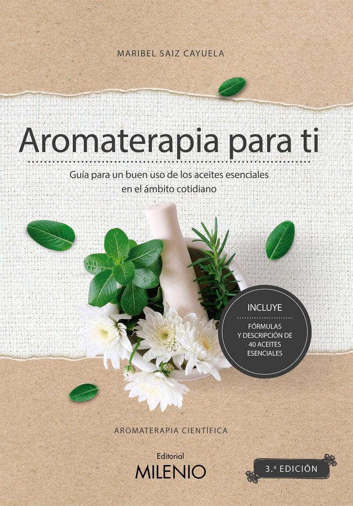 Aromaterapia para ti
