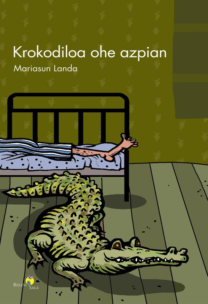 Krokodiloa ohe azpian euskera