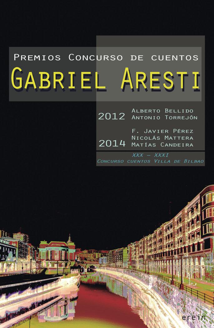 Premios concurso de cuentos gabriel aristi
