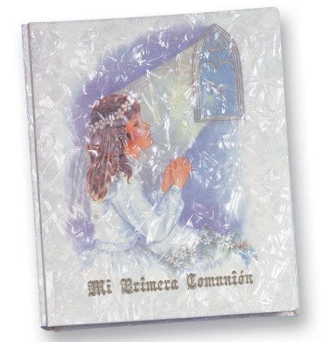 Mi primera comunion (libro grande nacarina mod.c (g) -1) niÑ