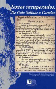 Textos recuperados: de galo salinas a castelao
