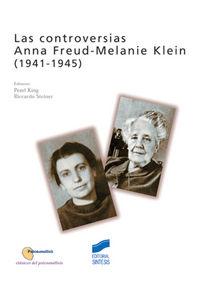 Controversias anna-freud-melanie klein (1941-1945), las