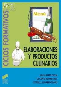 Elaboraciones y productos culinarios