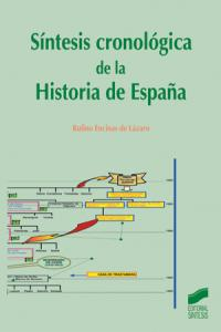 Sintesis cronologica de la historia de españa