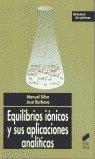 Equilibrios ionicos y sus aplicaciones analiticas